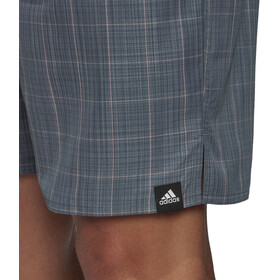 adidas Check CLX SH CL Short Homme, legacy blue